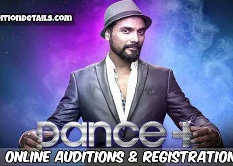 Dance Plus Season 4 - Online Auditions & Registration 2018