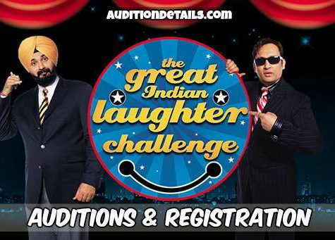 The Great Indian Laughter Challenge Season 6 - Auditions & Registration 2018