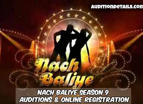 Nach Baliye Season 9 - Auditions & Online Registration 2018