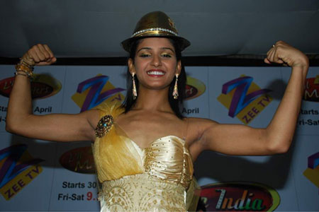 Shakti Mohan - Salman Yusuf Khan - DID Season 2 Winner
