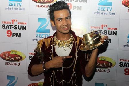 Shyam Yadav - Rajasmita Kar - Shakti Mohan - Salman Yusuf Khan - DID Season 4 Winner