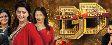 Dance Jodi Dance Season 3 on Zee Tamil