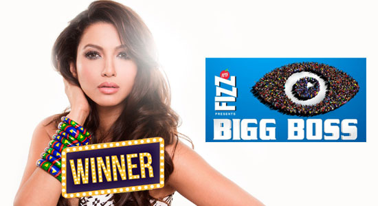 Bigg Boss Winner Season 7 (2013) : Gauhar Khan