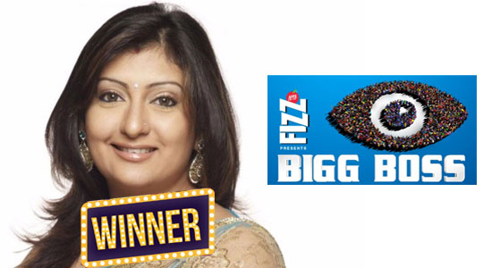 Bigg Boss Winner Season 5 (2012) : Juhi Parmar