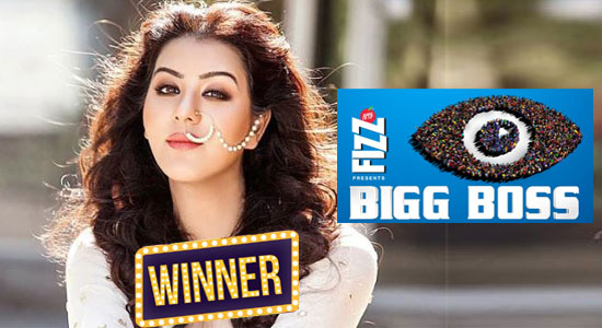 Bigg Boss Winner Season 11 (2018) : Shilpa Shinde