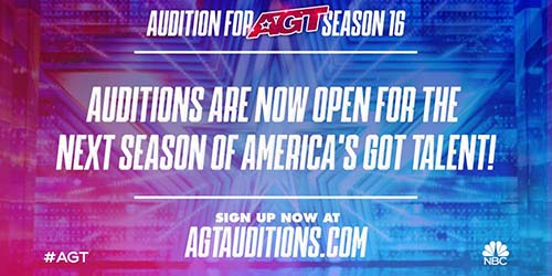 AGT Season 16 auditions