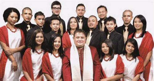 Shillong Chamber Choir Group