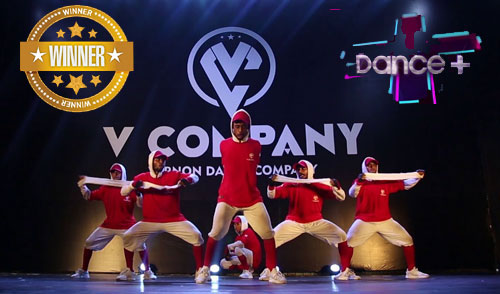 Dance Plus Season 1 Winner: V Company