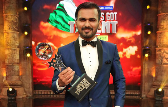 igt 8 winner javed khan