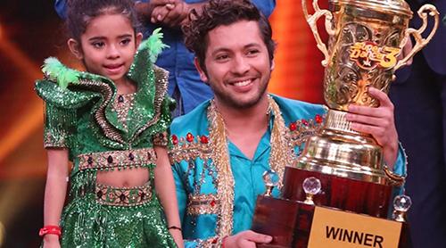 rupsa super dancer winner chapter 3