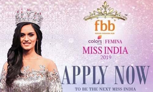 FBB Miss India 2019 Auditions
