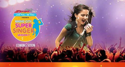 Super Singer Season 7 on Star Vijay - Online Registration