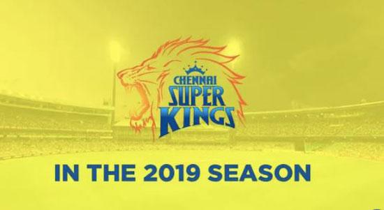 Chennai Super Kings Tickets