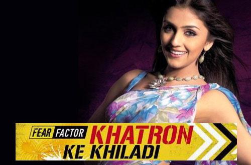 Khatron Ke Khiladi Winner of Season 4 - Aarti Chabbria