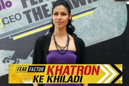 Khatron Ke Khiladi Winner of Season 1 - Nethra Raghuraman