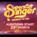 Superstar Signer 2019 Auditions