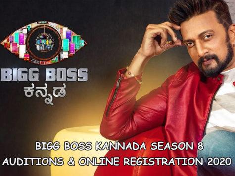 Bigg Boss Kannada Season 8 registration