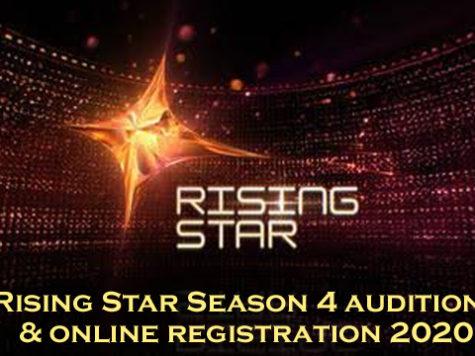 Rising Star India Season 4 auditions