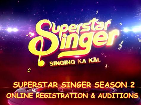 Superstar Singers Season 2 Auditions