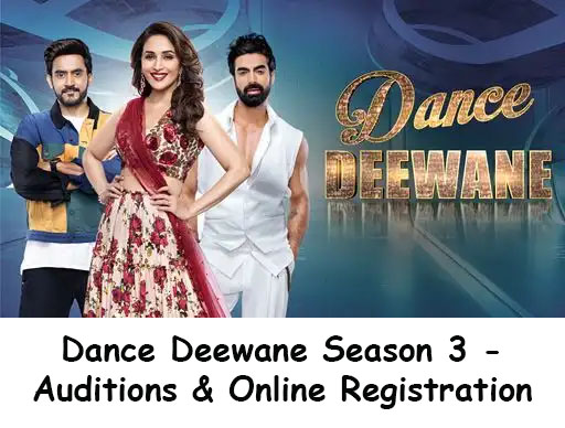 Dance Deewane Season 3 Auditions
