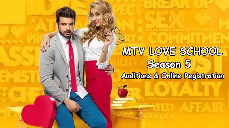 MTV Love School Season 5 Auditions