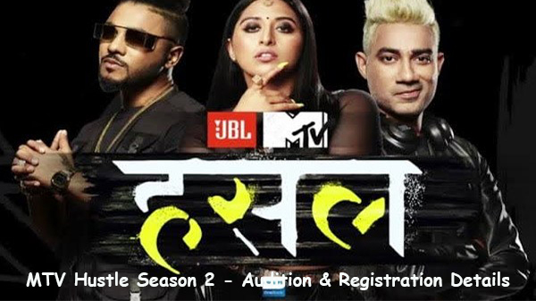 MTV Hustle Season 2 Auditions