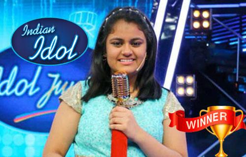 Ananya Sritam Nanda- Indian Idol Winner of Season 8