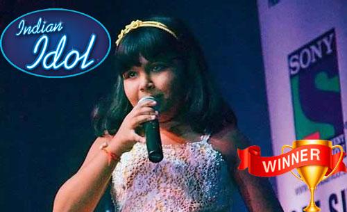 Anjana Padmanabhan- Indian Idol Winner of Season 7