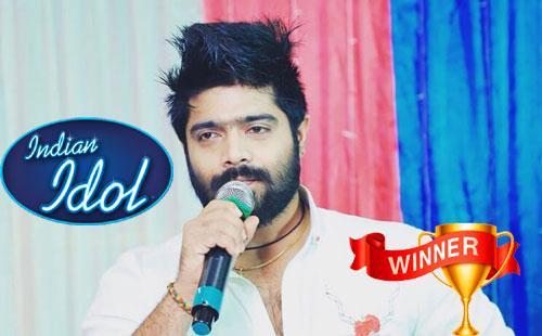 LV Revanth-Indian Idol Winner of Season 9