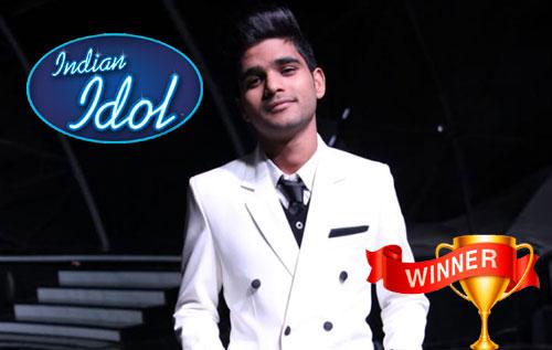 Salman Ali- Indian Idol Winner of Season 10