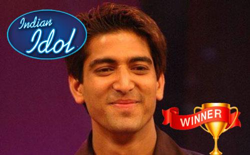 Sandeep Acharya- Indian Idol Winner of Season 2
