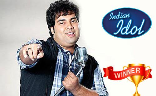 Vipul Mehta- Indian Idol Winner of Season 6