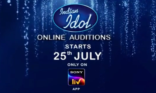 indian idol online auditions