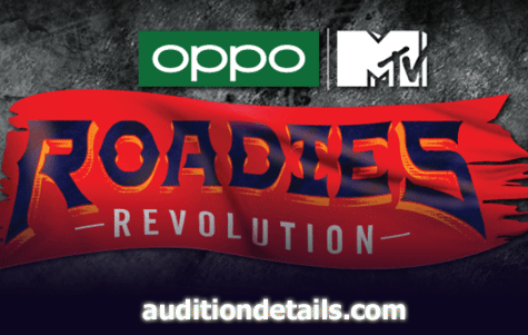 MTV Roadies Revolution 2020 - How to Apply, Online Registration, Audition Details
