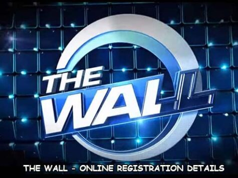 the wall registration