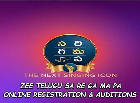 ZEE telugu sa re ga ma pa auditions
