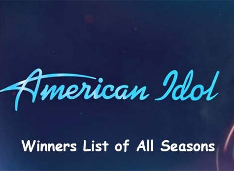 american idol winners list
