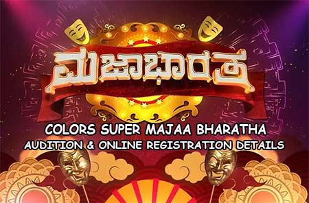 colors super majaa bharatha auditions
