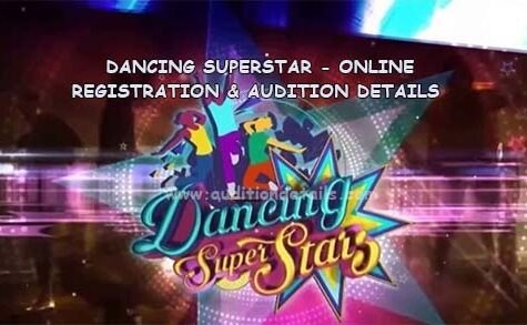 dancing superstar auditions