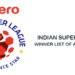 ISL Winner list of all seasons