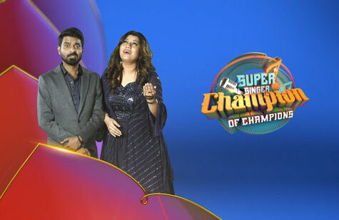 Super Singer Champion of Champions 2021