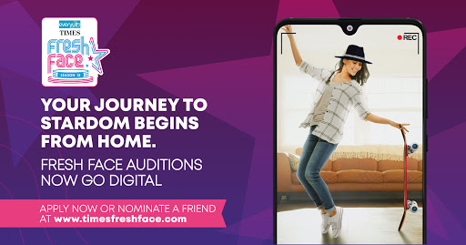 fresh face season 13 auditions