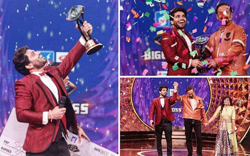 Bigg Boss Marathi Season 2 Winner - Shiv Thakare