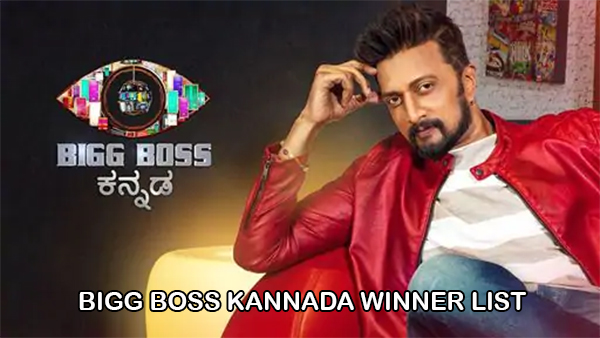 bigg boss kannada winner