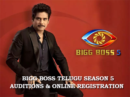 bigg boss telugu season 5 auditions