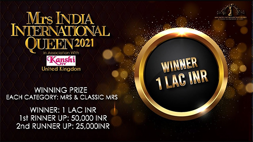 india international queen registration