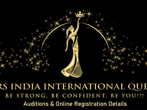 mrs india international queen auditions