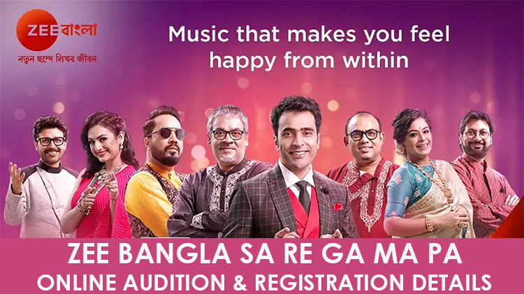 sa re ga ma pa bangal auditions