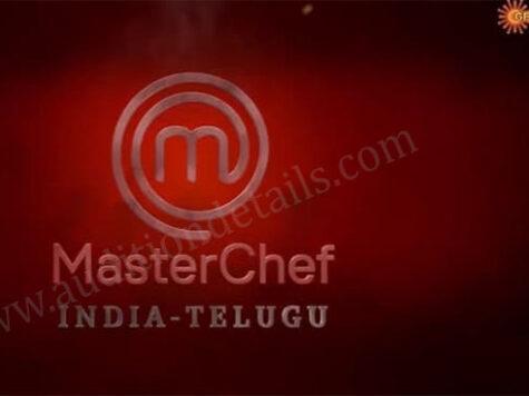Masterchef Telugu registration